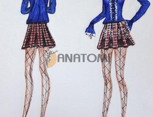 Moda Tasarım Portfolyo Çalışmaları